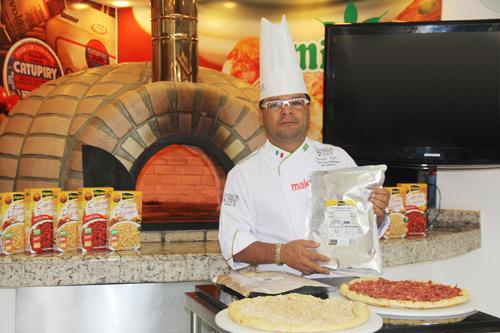 Conheça o Sr. Pizza