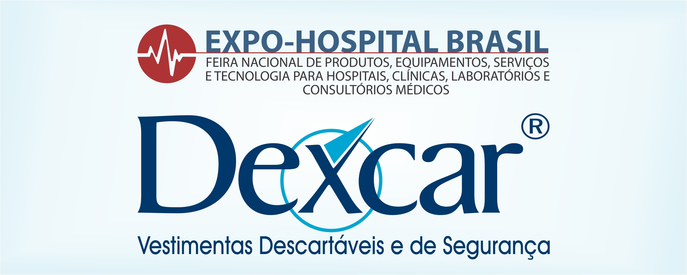 Dexcar na Expo Hospital Brasil (MG) 2017