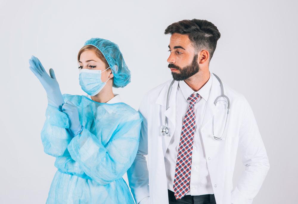 Conheça a lista de equipamentos de proteção individual hospitalar obrigatórios.